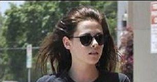 Kristen Stewart Running
