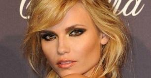 Natasha Poly Russian Model at Cannes