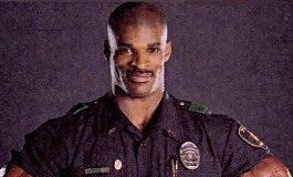 ronnie coleman police officer uniform