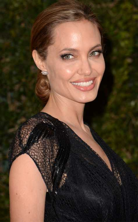 Angelina Jolie during Oscars 2014