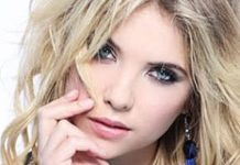 Ashley Benson Faviana