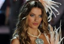 Bregje Heinen Victoria Secret Fashion Show 2012