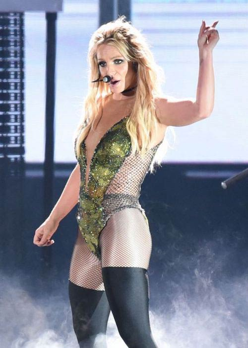 Britney Spears performing LIVE in Taipei, Taiwan in June 2017