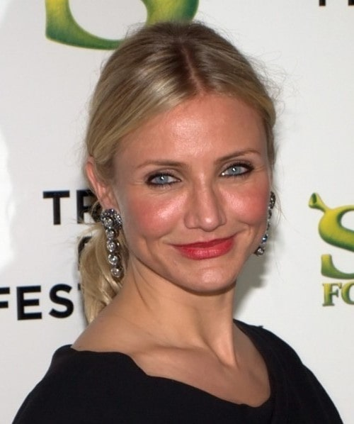 Cameron Diaz at Tribeca Film Festival 2010