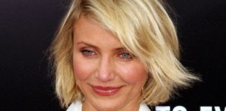Cameron Diaz at the New York premiere of What to Expect When You are Expecting in May 2012