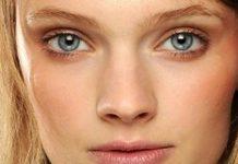 Constance Jablonski Face Closeup