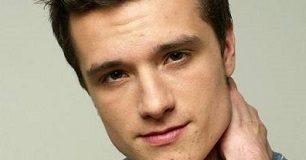 Josh Hutcherson Face Closeup
