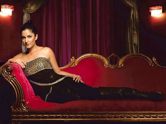 Katrina Kaif photo-shoot February 2012