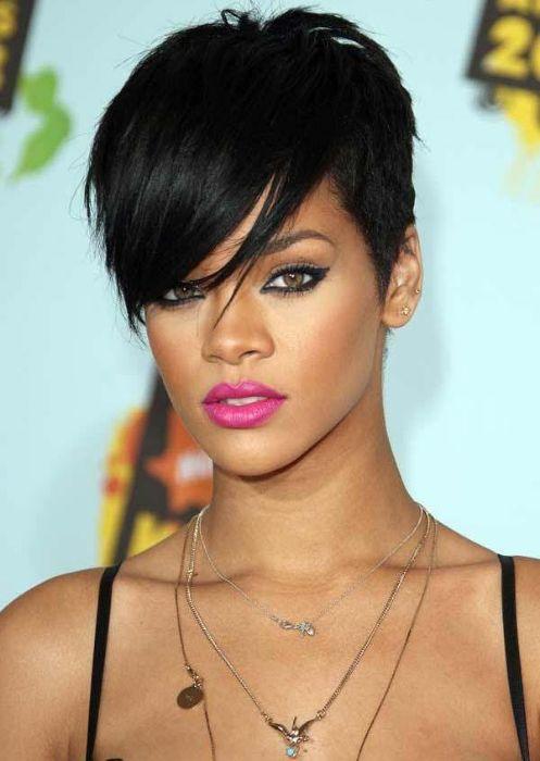Rihanna at Nickelodeon Kid's Choice Awards in Los Angeles California March 2008