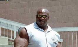 Ronnie Coleman height weight clothes