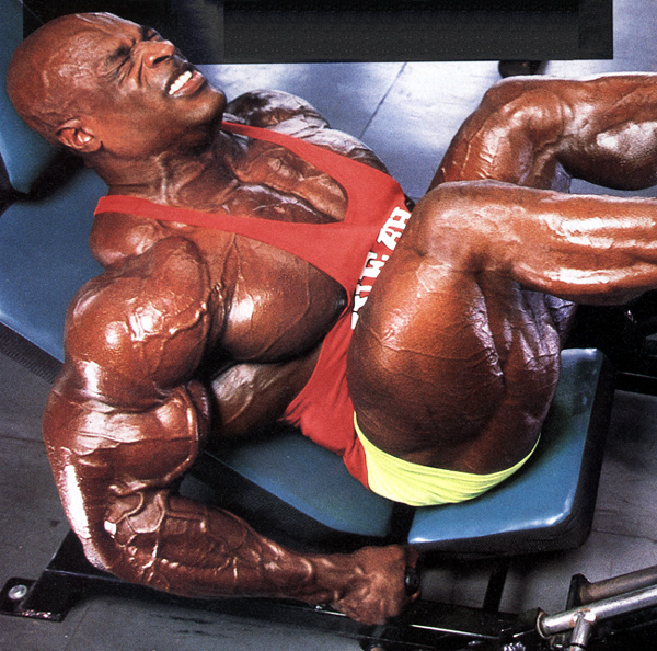 Mr Olympia Ronnie Coleman Workout Routine Healthy Celeb