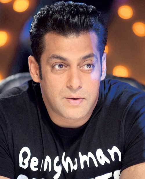 Salman Khan for Being Human