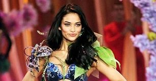 Shanina Shaik Victorias Secret Fashion Show 2012
