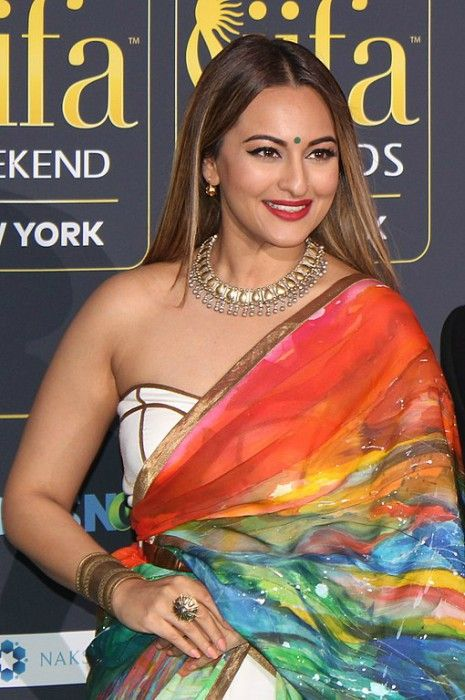Sonakshi Sinha at IIFA 2017