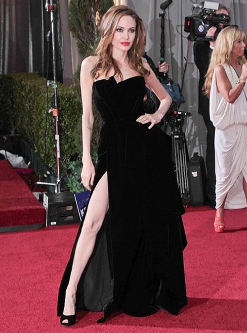 Angelina Jolie Height Weight Body Statistics - Healthy Celeb