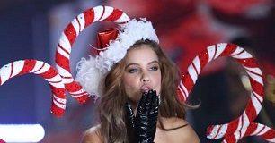 barbara palvin victoria secret fashion show 2012