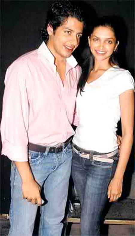 Deepika Padukone And Nihar Pandya Deepika Padukone Heigh...