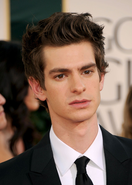 5 ft 10 5 ft or 179 cm Andrew Garfield