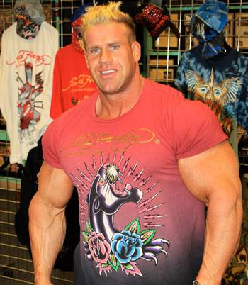 Bodybuilder Jay Cutler Height Weight Body Measurements ...