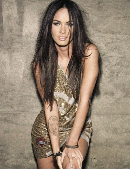 Megan Fox Height Weight Tattoos