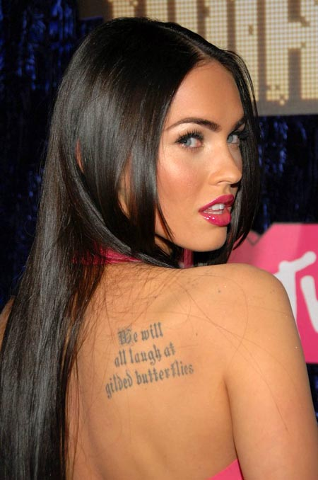 Megan Fox Height Weight Body Statistics - Healthy Celeb