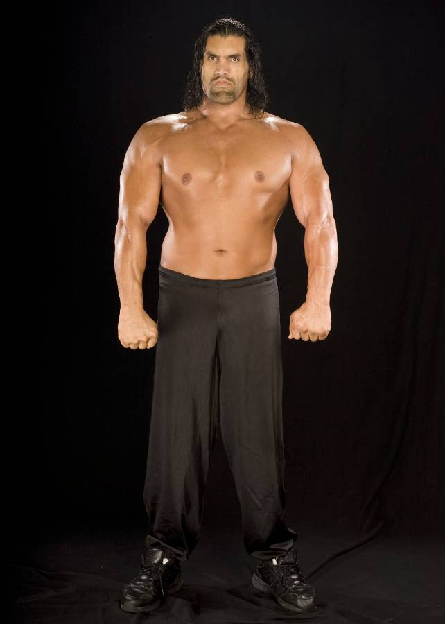 Kane Weight And Height The Great Khali Height Weight