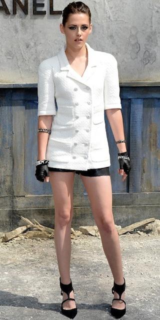 Kristen Stewart weight