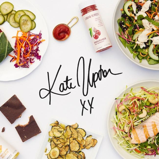 Kate Upton's meal plan