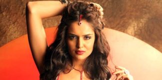 Nathalia Kaur in a movie still from Department