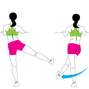 Leg-Swing-Legs-Exercise-for-Women