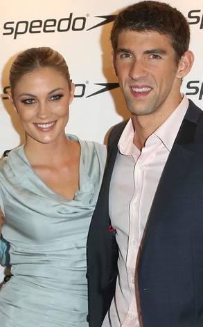 Michael-Phelps-dating-Megan-Rossee-Model