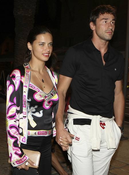 Adriana and Marko on Holiday