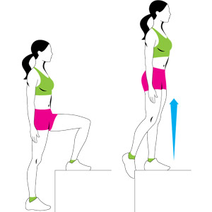 Step-Up-Leg-Exercise