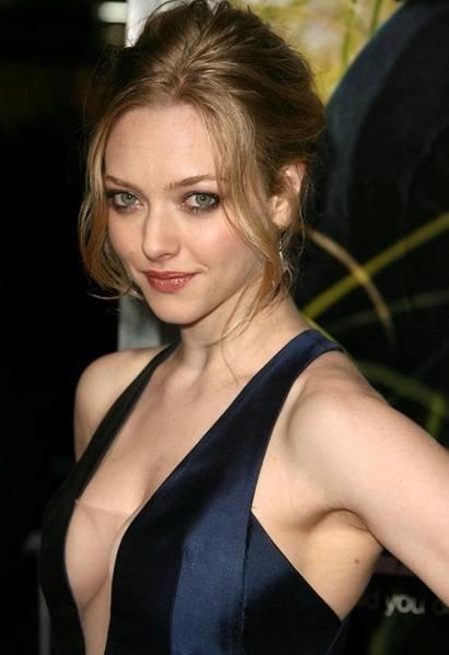 Amanda Seyfried Bra
