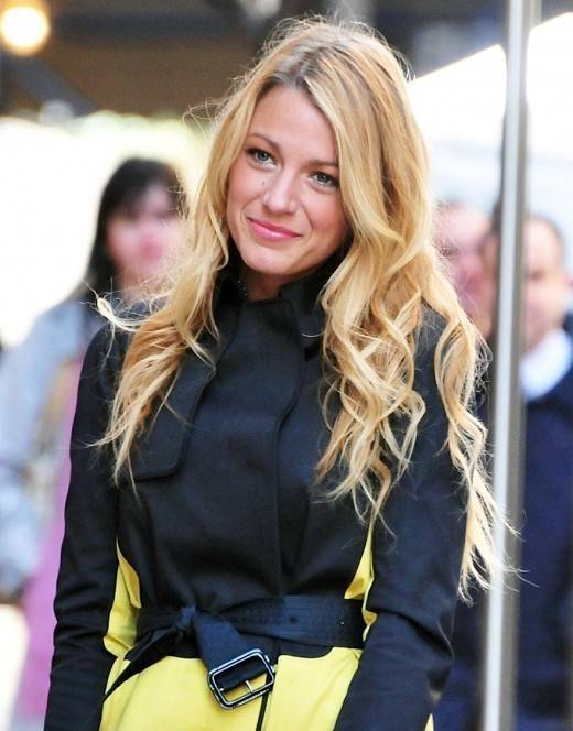Blake Lively Height Weight Body Statistics Trivia Healthy Celeb