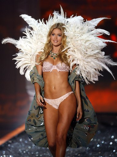Doutzen Kroes Victoria's Secret Angel since 2008