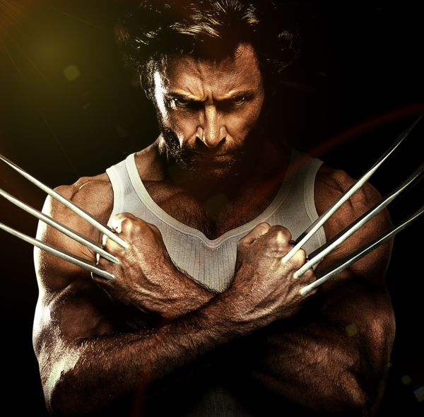 Hugh Jackman as Wolverine