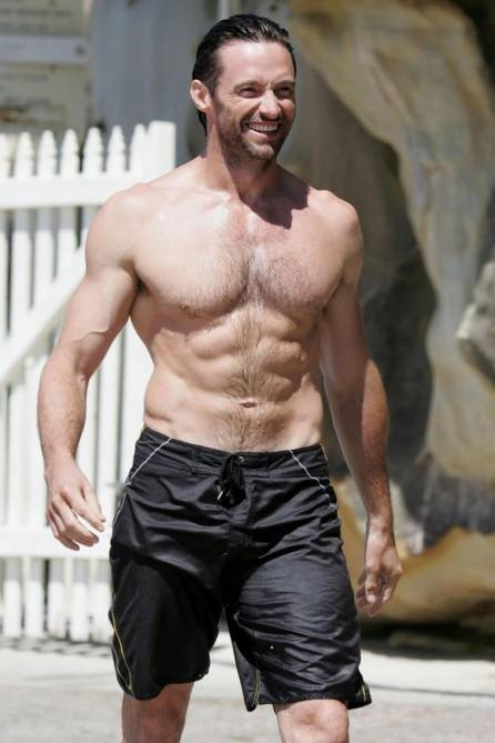 Hugh Jackman Workout Routine and Diet Plan - Healthy Celeb