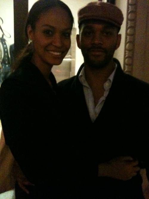 Bernard Smith and Joan Smalls