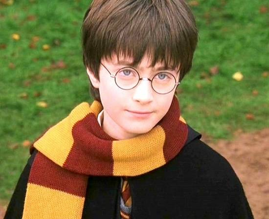 A still from Harry Potter and the Sorcerer's Stone