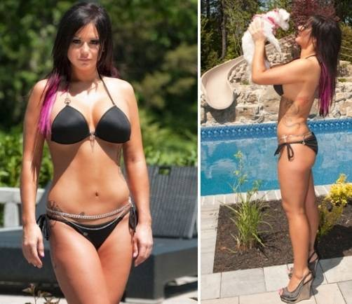 JWoww Height Weight Body Statistics Trivia - Healthy Celeb