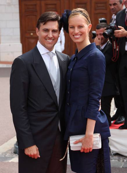 Karolina Kurkova with Archie Drury