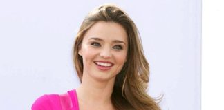 Miranda Kerr Workout Routine