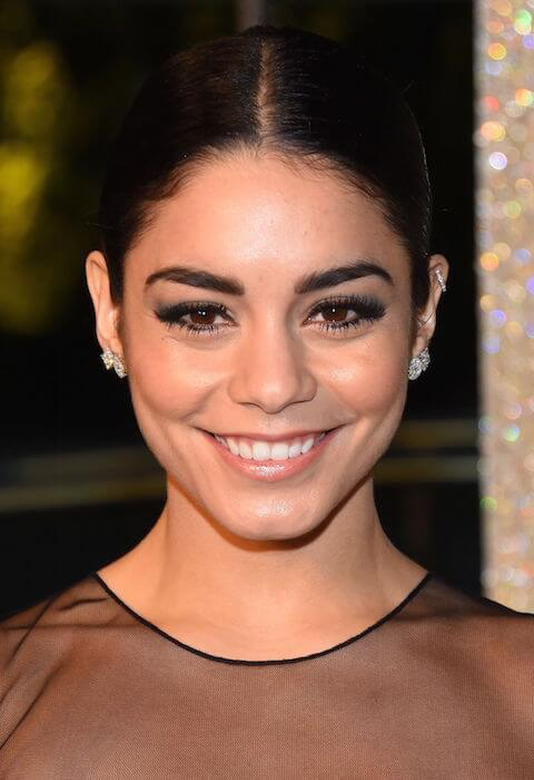 Vanessa Hudgens attends the 2015 CFDA Fashion Awards in New York City