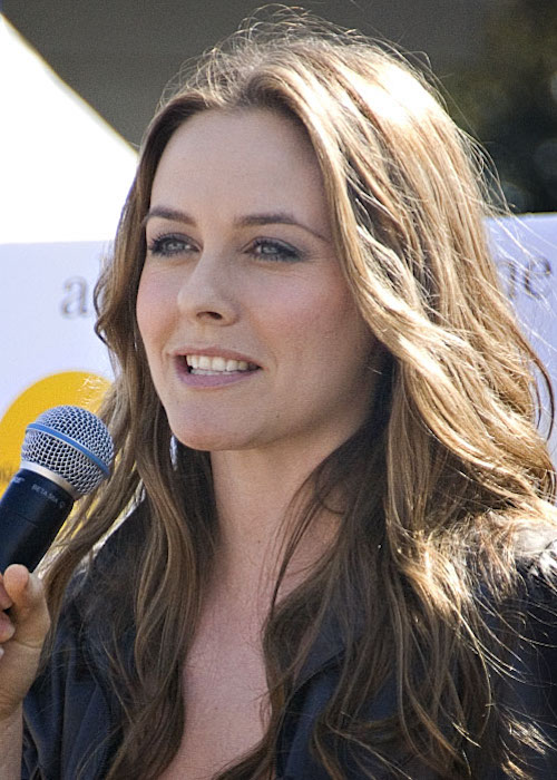 Alicia Silverstone during the 2010 LA Times Festival of Books