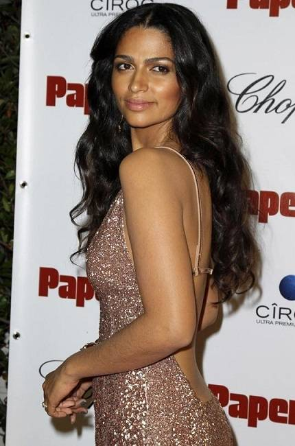 Camila Alves Height We...