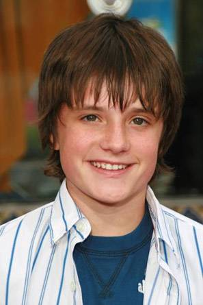Josh Hutcherson as a child artist