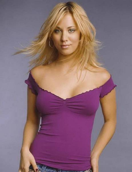 kaley cuoco height weight body statistics - healthy celeb