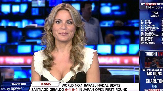 Charlotte Jackson News Presenter