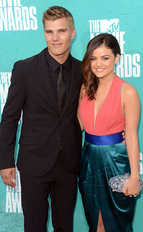 Chrsi Zylka and Lucy Hale